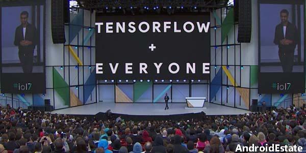 Google-IO keynote