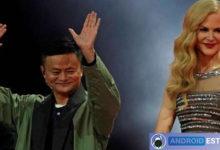 Alibaba record sales